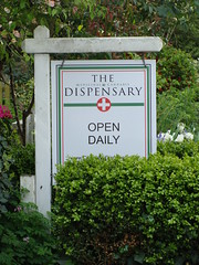 The Dispensary (knightbefore_99) Tags: vancouver medical cannabis pot legal pain westend grass weed marijuana recreation bc canada fun sign cool art great awesome