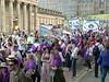 Suffragette Centenary March Edinburgh 2018 (77) (Royan@Flickr) Tags: suffragettes suffrage womens march procession demonstration social political union vote centenary edinburgh 2018