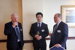 07-06-2018 Exclusive Luncheon with Secretary of State Pieter De Crem - DSC08899