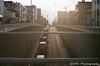 津田沼渋滞 (✱HAL) Tags: om1 lomography 400 color nega film chiba funabashi trafficjam