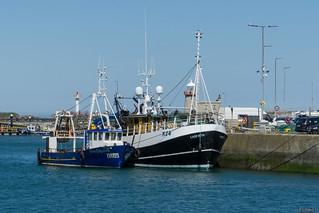 Village de pêcheurs, Howth, Irelande - 6733