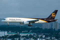 N469UP (Hector A Rivera Valentin) Tags: united parcel services ups boeing 75724apf cn 25486 year 1997 airport sju tjsj puerto rico