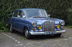 1966 Mercedes Benz DM-89-85 (Stollie1) Tags: 1966 mercedes benz dm8985 culemborg