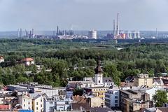 Ostrava (Maciej Dusiciel) Tags: architecture city urban panorama cityscape industry industrial czech ostrava travel europe world sony alpha