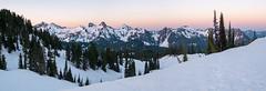 Paradise Snow Camping (Laura Jacobsen) Tags: mountains mtrainier mtrainiernationalpark nationalparks rainier snow washington
