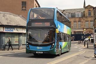 SCNL 10557 @ Lancaster bus station