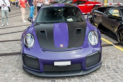 991 GT2 RS Weissach Package (Nico K. Photography) Tags: porsche 991 gt2 rs weissach package ultraviolet rare nicokphotography supercars combo switzerland carscoffee rheinfelden