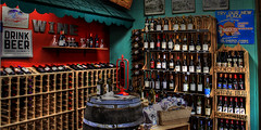 The_Wine_Corner (Guyser1) Tags: adultbeverage wine liquorstore westyellowstone hdr canoneos7d