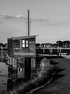 Emsworth Sailing Club Race Hut