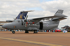 01 Let L410UVP-E Turbolet Slovenian Air Force RAF Fairford RIAT 14th July 2017 (michael_hibbins) Tags: 01 let l410uvpe turbolet slovenian air force raf fairford riat 14th july 2017 aircraft aviation aeroplane aerospace airplane aero airshow military defence strategic transport twin prop multiengined