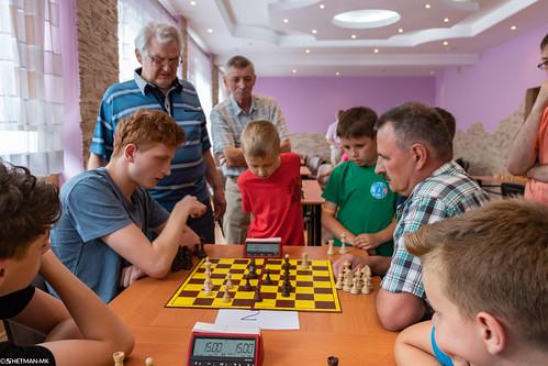 Grand Prix Spółdzielni Mieszkaniowej 2018, VI Turniej-135