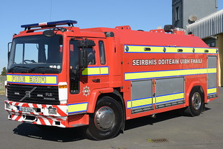 Offaly Fire & Rescue Service 2000 Volvo FL6 18 HPMP Fire WrC 00OY5224