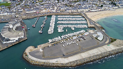Port de la Turballe (Loire-Atlantique) Tags: drone laturballe port france fra