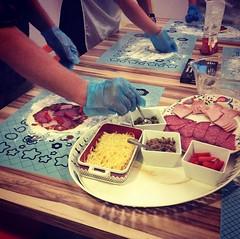 Pizza is in the house 🍕🍅🌶#warsawdowntownhostel #hostellife #pizza #pizzatime🍕 (warsawdowntownhostel) Tags: warsaw travel trip adventure hostel accommodation visit backapackers hitidehostel hihostels meettheworld bestofwarsaw besthostel