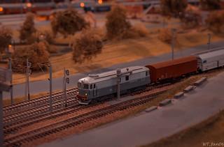 Miniature diesel (explored)