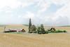 Island In The Sun (Pedalhead'71) Tags: abandoned barn douglascounty farmhouse homestead landscape rural washington