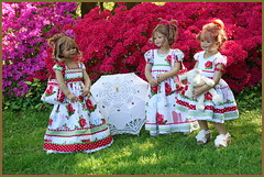 Kindergartenkinder ... so ein Tag, so wunderschön wie heute ... (Kindergartenkinder 2018) Tags: gruga grugapark essen azaleen kindergartenkinder tivi annemoni sanrike annette himstedt