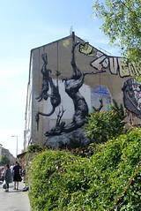 Roa (BE'N 59. Street photographer) Tags: roa berlin streetart globalstreetart streetartberlin berlinstreetart