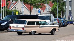 Ford Country Sedan 1959 (XBXG) Tags: al3098 ford country sedan 1959 stationcar stationwagen station wagon kombi estate papiermakerstraat vintage old classic american car auto automobile voiture ancienne américaine us usa vehicle outdoor