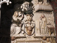 SANTO DOMINGO DE LA CALZADA. LA RIOJA, 20-02-18. 26 (joseluisgildela) Tags: santodomingodelacalzada larioja church retablo