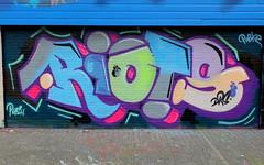 Schuttersveld (oerendhard1) Tags: graffiti streetart urban art rotterdam oerendhard crooswijk schuttersveld riots