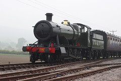 2807 on the rear of the train (372Paul) Tags: toddington broadway cheltenham hailes foremarkehall po kingedwardii 6023 5197 s160 7903 6430 pannier dmu cotswoldfestivalofsteam gloucestershirewarwickshirerailway steam locomotive class20 class26 shunter