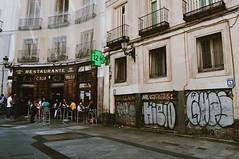 (Virginia Gz) Tags: calletetúan casalabra restaurant madrid spain europe architecture street