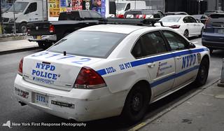 2016 NYPD Chevy Impala (112th Precinct)