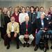 Scientific researchers, center coordinators and DES advocates