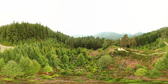 Lookout Point 360 VR (Click And Pray) Tags: managedbyclickandpraysflickrmanagr equirectangular scotland argyll horizontal hillside landscape panorama 360vr pucksglen drone dji spark equirectangularscotlandargyllhorizontalhillsidelandscapepanorama360vrpucksglendronedjisparkbenmoregbr