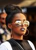 Portrait (D80_508329) (Itzick) Tags: denmark copenhagen candid color colorportrait streetphotography shades earrings portrait blackwoman d800 itzick