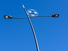 Football Lantern / Футбольный фонарь (dmilokt) Tags: фонарь свет light dmilokt