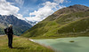 Riflesee - Pitztal (Hilde Saelens) Tags: austria hiking oostenrijk pitztal mountains wandelen outdoors riflesee dachtirols tirol mandarfen wanderlust bergen