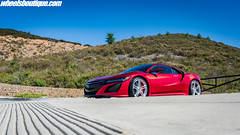Acura NSX on HRE P207 (wheels_boutique) Tags: acura nsx 2017 gen2 hre hrewheels hreperformancewheels p207 wheelsboutique wheelsboutiquecom teamwb