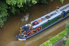 Eleanor Rose, Chester (alanhitchcock49) Tags: city walls chester shropshire union canal 31 may 2018 hdr