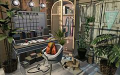 {Blog 356} Office Space (veronica gearz) Tags: blogger blog blogging blogs bloggers secondlife second life 2ndlife office scarletcreative merak meshindia pocketgacha serenitystyle tresblah kalopsia applefall pilot hive dustbunny cheekypea mudhoney jian halfdeer
