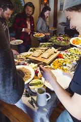 Activate_AMcPhoto_446 (HollyhockLife) Tags: 2018 activate britishcolumbia canada conference cortesisland food hollyhock indoor katieperfitt lodge meals