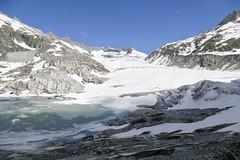 Rhonegletscher Rhône Glacier Glaciar Swiss Alps Switzerland (roli_b) Tags: rhonegletscher rhone rhône glaciar glacier ice water lake belvedere furka gletsch grimsel switzerland schweiz suisse suiza svizzera berg berge mountains swiss alps schweizer alpen alpi alpine landscape nature landschaft