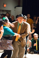 Hat and tie (quinet) Tags: 2018 canada lindybout lindyhop swing tanz vancouver xii dance danse jazz britishcolumbia 124