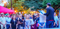 2018.06.12 A Candlelight Vigil to Remember Pulse, Washington, DC USA 03778