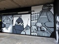 Martijn / Kapow - 13 mei 2018 (Ferdinand 'Ferre' Feys) Tags: gent ghent gand belgium belgique belgië streetart artdelarue graffitiart graffiti graff urbanart urbanarte arteurbano ferdinandfeys