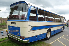 JRV 500F AEC Reliance Duple Commander (John Wakefield) Tags: jrv500f aec reliance cuple commander bedale procter