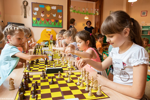 VIII Turniej Szachowy Przedszkolaków o Mistrzostwo Świdnicy-74