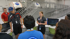 "Stemliner STEM & MOH Character Development weekend at NASA • <a style=""font-size:0.8em;"" href=""http://www.flickr.com/photos/157342572@N05/42291489232/"" target=""_blank"">View on Flickr</a>"
