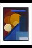 compositie met gele cirkel 01 1924 alkema w (belvedere heerenveen 2018) (Klaas5) Tags: art kunst kunstwerk artwork painting schilderij ©picturebyklaasvermaas constructivistischeverbanden expositie tentoonstelling nederland netherlands niederlande holland prewarart museumbelvedereheerenveen abstractart