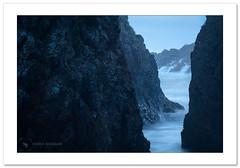 The way out to the sea (Horia Bogdan) Tags: blue nature sea seascape seaside ireland northernireland causewaycoast horiabogdan