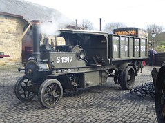 Foden Steam Wagon 7768 (Terry Pinnegar Photography) Tags: beamish museum countydurham steam traction engine foden wagon 7768 m8562