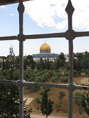 The Dome of the Rock on Temple Mount (IceCal) Tags: domeoftherock israel jerusalem templemount