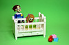 We shall buy more lego now, shall we, Daddy? (vir-a-cocha) Tags: lego son daughter boy girl baby bed viracocha crib newborn
