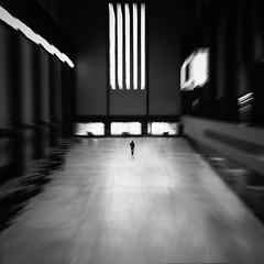 Ripple effect (HariRaj Ji) Tags: thankyou harirajji stillness silence london tatemodern blur blurrism blurism nikon alienskin softblur